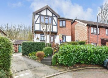 Thumbnail 4 bed detached house for sale in Brownelow Copse, Walderslade, Chatham, Kent