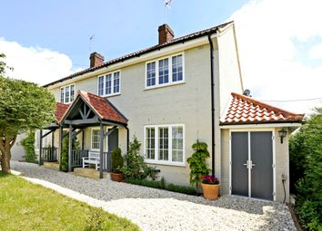 Thumbnail 3 bed semi-detached house to rent in Fawley, Henley-On-Thames