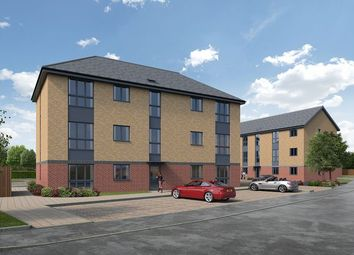 Thumbnail 2 bed flat for sale in Kersal Avenue, Pendlebury, Swinton, Manchester
