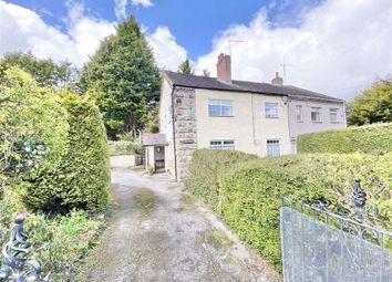 Thumbnail 3 bed semi-detached house for sale in Corwen Road, Pontybodkin, Flintshire