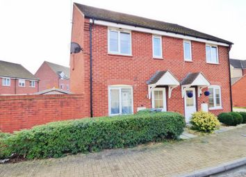 Thumbnail 2 bed semi-detached house for sale in Daunt Road, Coopers Edge, Gloucester