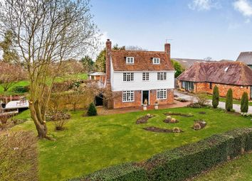 Thumbnail 4 bed farmhouse for sale in Willow Lane, Paddock Wood, Tonbridge