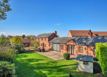 Thumbnail 5 bed barn conversion for sale in Main Street, Harby, Melton Mowbray