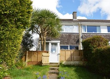 Thumbnail 3 bed end terrace house for sale in Penarrow Close, Falmouth