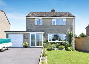 Thumbnail 3 bed detached house for sale in Elm Drive, Wincanton, Somerset