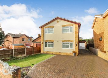 Thumbnail 3 bed detached house for sale in Blinco Road, Lowestoft