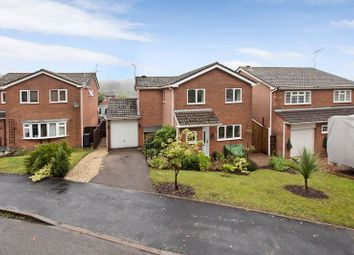 Sherwood Drive, Exmouth EX8. 4 bed detached house