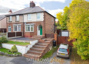 Thumbnail 3 bed semi-detached house for sale in Deans Place, Connah's Quay, Deeside