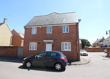 Thumbnail 3 bedroom semi-detached house for sale in Capella Crescent, Swindon