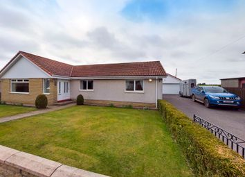 Thumbnail 4 bed detached bungalow for sale in Woodside Crescent, Kaimend, Carnwath
