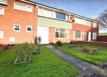 Thumbnail 4 bed terraced house for sale in Clifton Walk, Chapel Park, Newcastle Upon Tyne