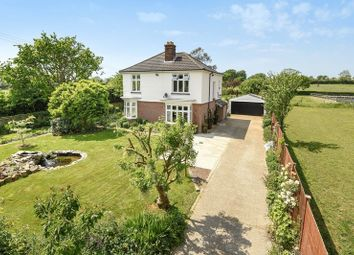 Thumbnail 4 bed detached house for sale in Coach Hill, Titchfield, Fareham
