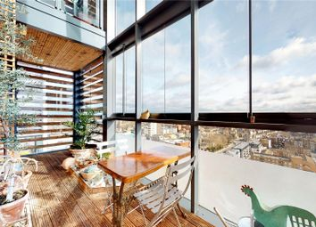 Thumbnail 3 bedroom flat for sale in Gaumont Tower, Dalston Square, London