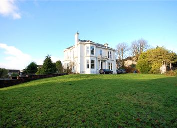 Thumbnail 4 bedroom flat for sale in Park Road, Paisley