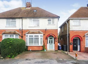 Thumbnail 3 bedroom semi-detached house for sale in Park Avenue, Houghton Regis, Dunstable