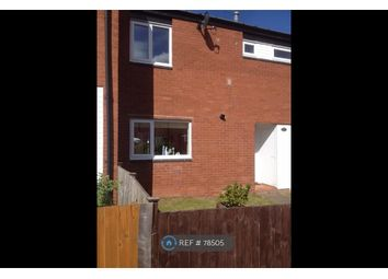 Thumbnail 3 bedroom terraced house to rent in Burtondale, Telford