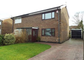 Thumbnail 2 bedroom semi-detached house for sale in Edinburgh Road, Little Lever, Bolton, Greater Manchester