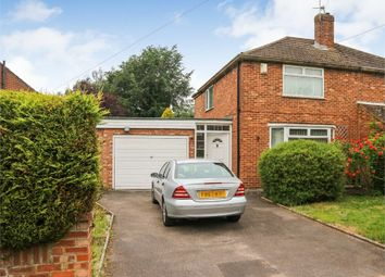 Thumbnail 3 bed semi-detached house for sale in Denton Road, Norwich, Norfolk