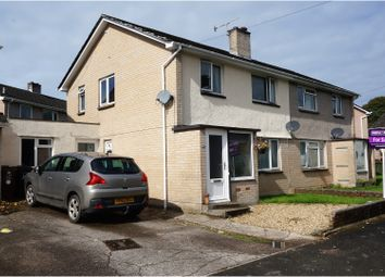 Thumbnail 4 bed semi-detached house for sale in Yealm Park, Plymouth