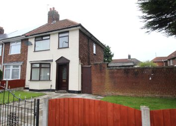 Thumbnail 3 bed semi-detached house for sale in Cotsford Road, Liverpool, Merseyside