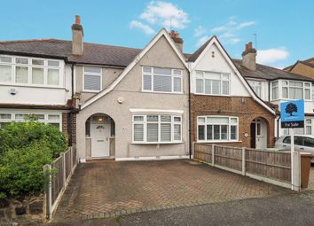 Thumbnail 3 bed terraced house for sale in Hurstcourt Road, Sutton