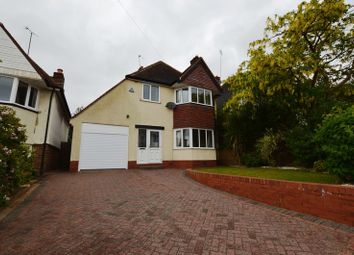 Thumbnail 3 bed detached house for sale in Fernwood Road, Sutton Coldfield