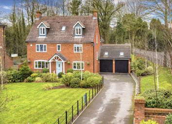Thumbnail 5 bed detached house for sale in The Dingle, Doseley, Telford