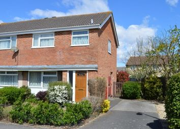 Thumbnail 3 bed semi-detached house for sale in Cabot Way, Worle, Weston-Super-Mare
