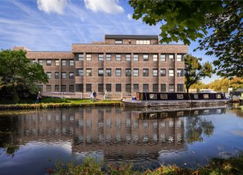 Thumbnail 1 bed flat for sale in Dolphin Bridge House, Rockingham Road, Uxbridge, Middlesex