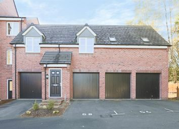 Thumbnail 2 bed town house for sale in Henfrey Drive, Annesley, Nottingham