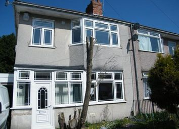 Thumbnail 3 bedroom semi-detached house for sale in Frome Valley Road, Stapleton, Bristol