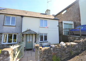 Thumbnail 4 bed semi-detached house for sale in Coads Green, Launceston, Cornwall