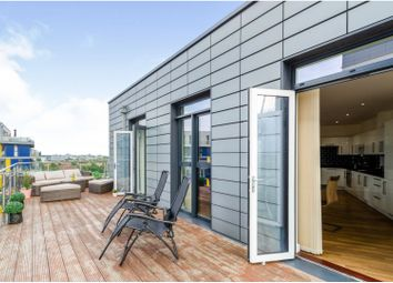 Thumbnail 3 bed flat for sale in Hatton Road, Wembley, London