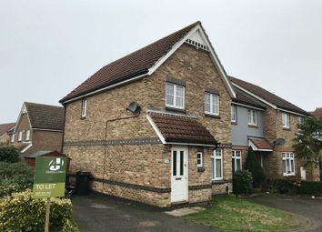 Thumbnail 3 bed terraced house to rent in Clarke Cresent, Kennington, Ashford