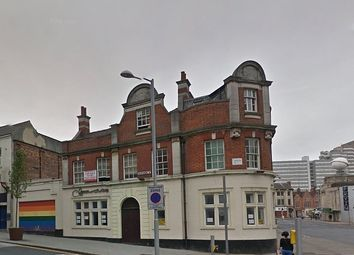 Thumbnail Commercial property for sale in Heathcoat Street, Nottingham