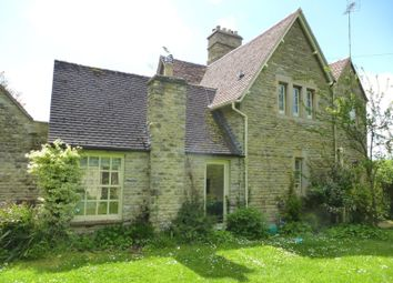Thumbnail 4 bed cottage to rent in Hatherop, Cirencester
