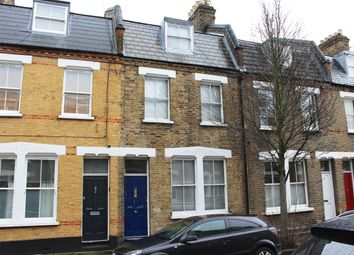 Thumbnail 6 bed terraced house for sale in Senrab Street, Stepney Green