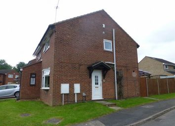 Thumbnail 2 bed semi-detached house to rent in Gorse Close, Rugby, Warwickshire