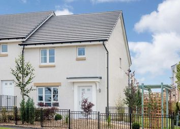 """3 bed terraced house for sale in """"Wemyss"""" at Mayburn Walk, Loanhead EH20"""