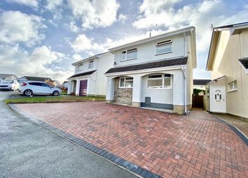 Thumbnail 3 bed detached house for sale in Britten Drive, Barnstaple