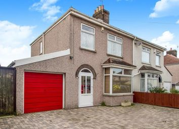 Thumbnail 3 bed semi-detached house for sale in Chatsworth Road, Fishponds, Bristol