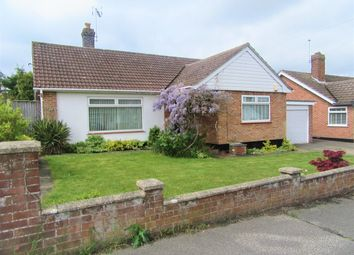 Thumbnail 3 bedroom detached bungalow to rent in Loxley Road, South Oulton Broad