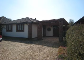 Thumbnail 3 bed detached house to rent in Kiln Road, Fareham