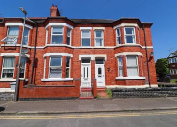 Thumbnail 3 bed terraced house for sale in Catherine Street, Crewe