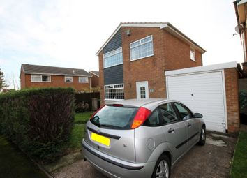 Thumbnail 3 bed detached house to rent in Elmhurst Road, Forest Town, Mansfield