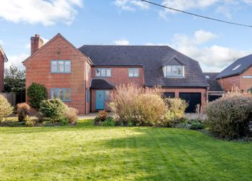 Thumbnail 6 bed detached house for sale in Church Lane, Wicklewood, Wymondham, Norfolk