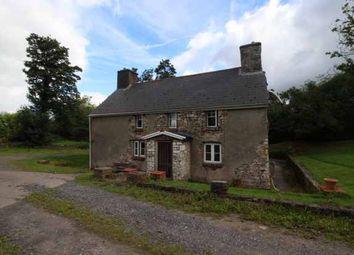 Thumbnail 4 bedroom farmhouse for sale in Pontyates, Llanelli, Carmarthenshire