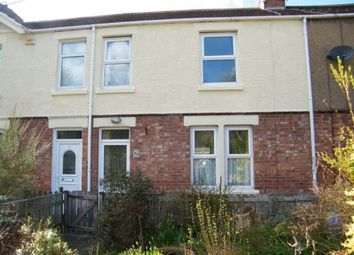 Thumbnail 3 bed terraced house to rent in Armstrong Terrace, Morpeth