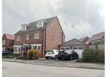 Thumbnail 5 bed detached house for sale in Mulberry Avenue, Beverley
