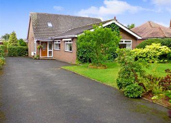 Thumbnail 4 bed detached bungalow for sale in Park Lane, Sandbach